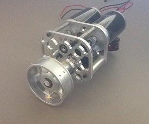Making a 2-Speed Custom Gearbox