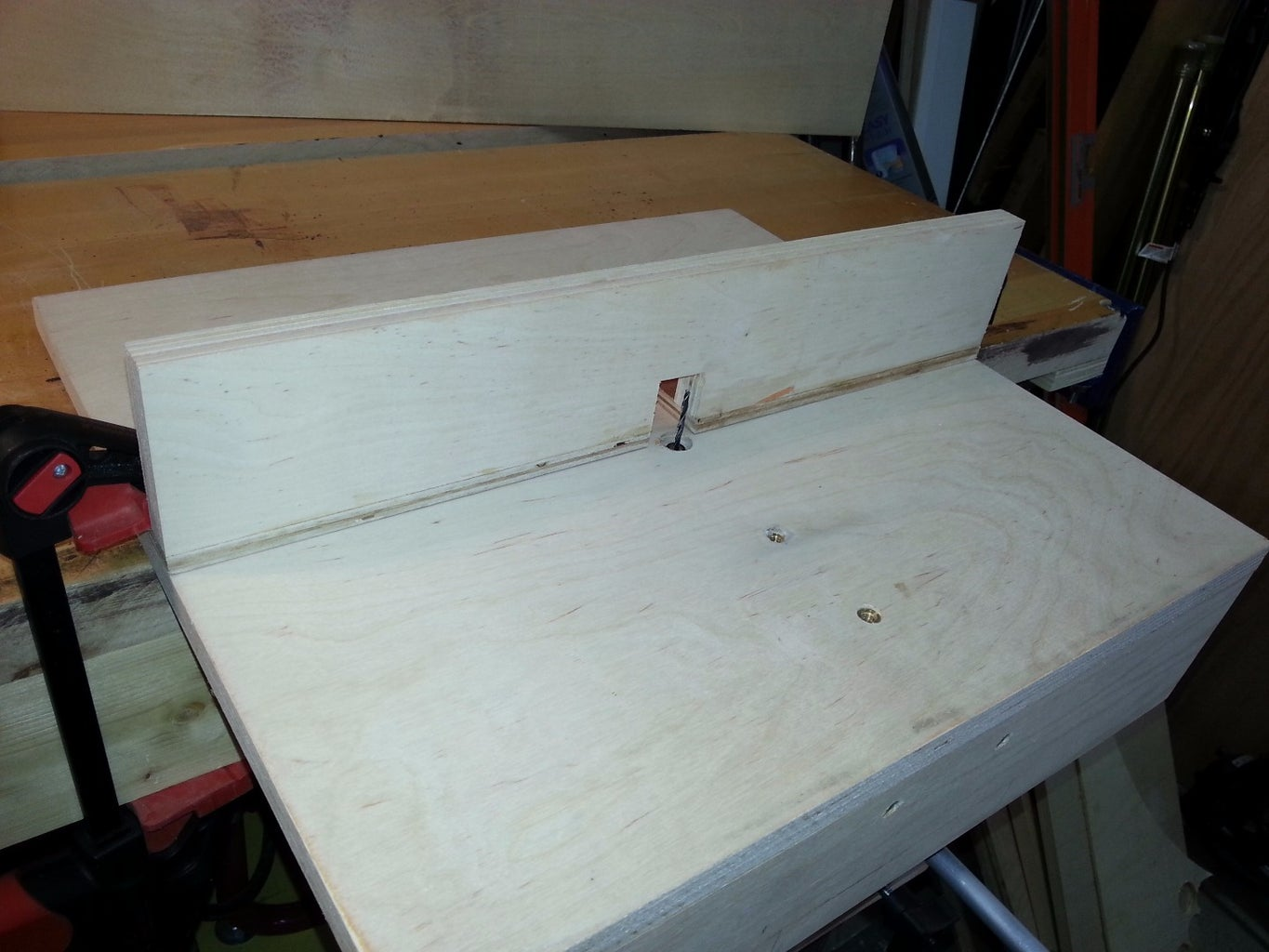 Using It: Router Table