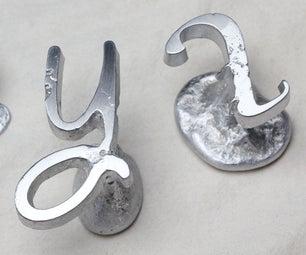 Cast Metal Wall Hangers