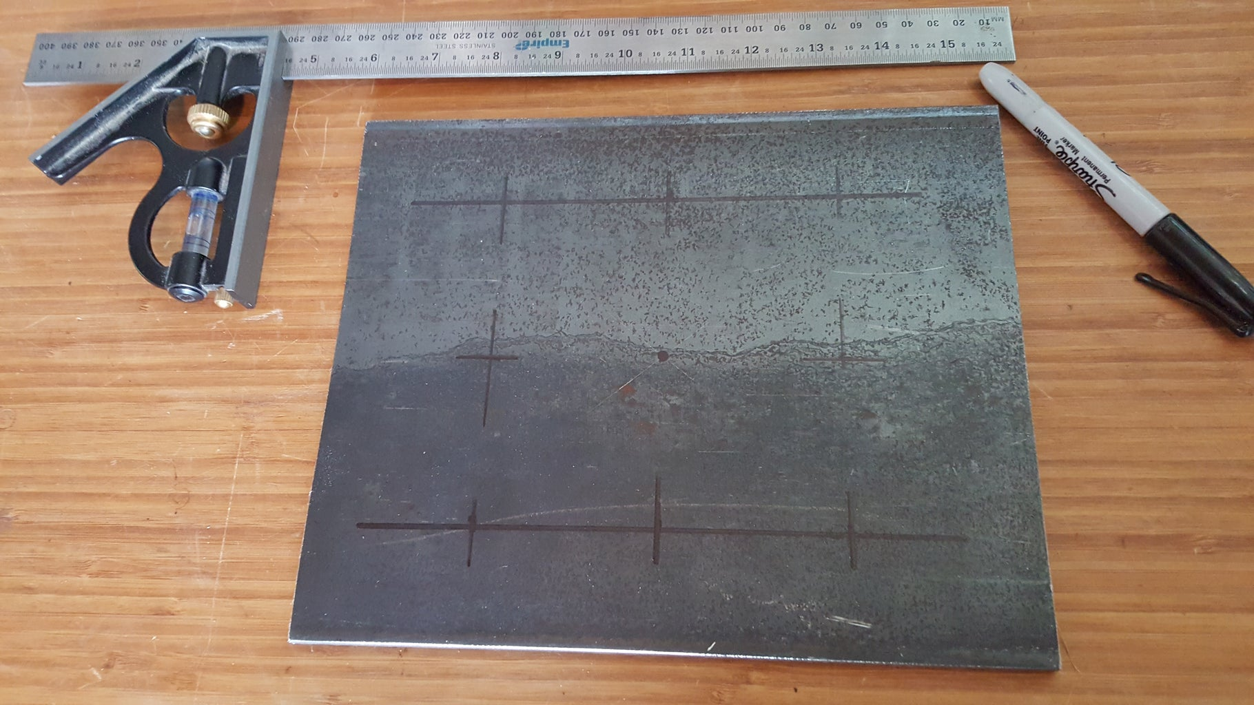 Mounting Plate for Concrete