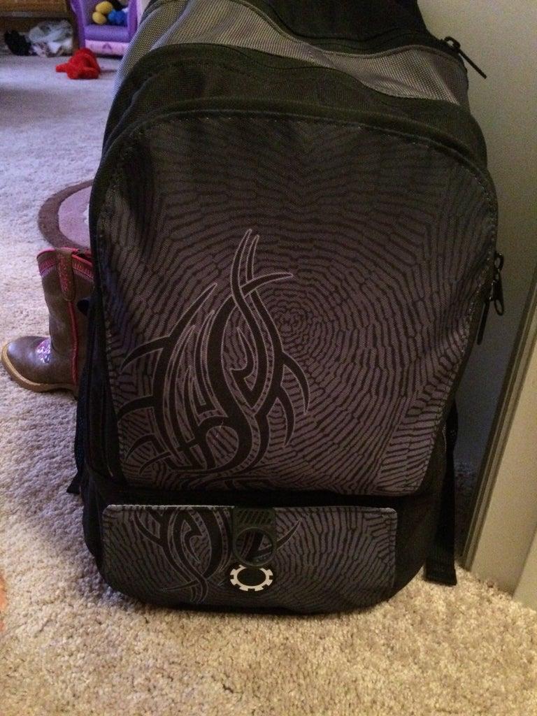 Toddler Bug Out Bag