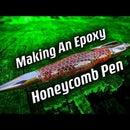 Honeycomb Epoxy Pen