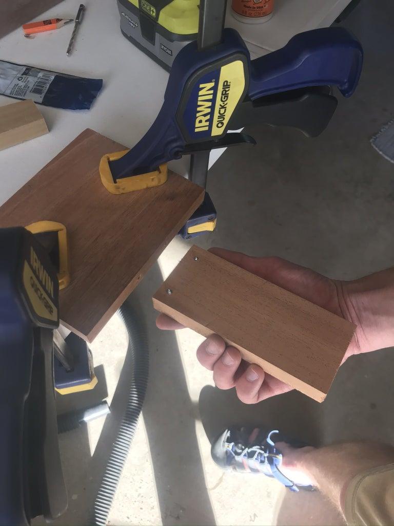 3. Assemble the Hammer Hooks