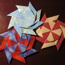 Morphing Origami Star