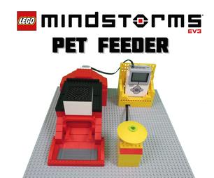 LEGO MINDSTORMS Pet Feeder