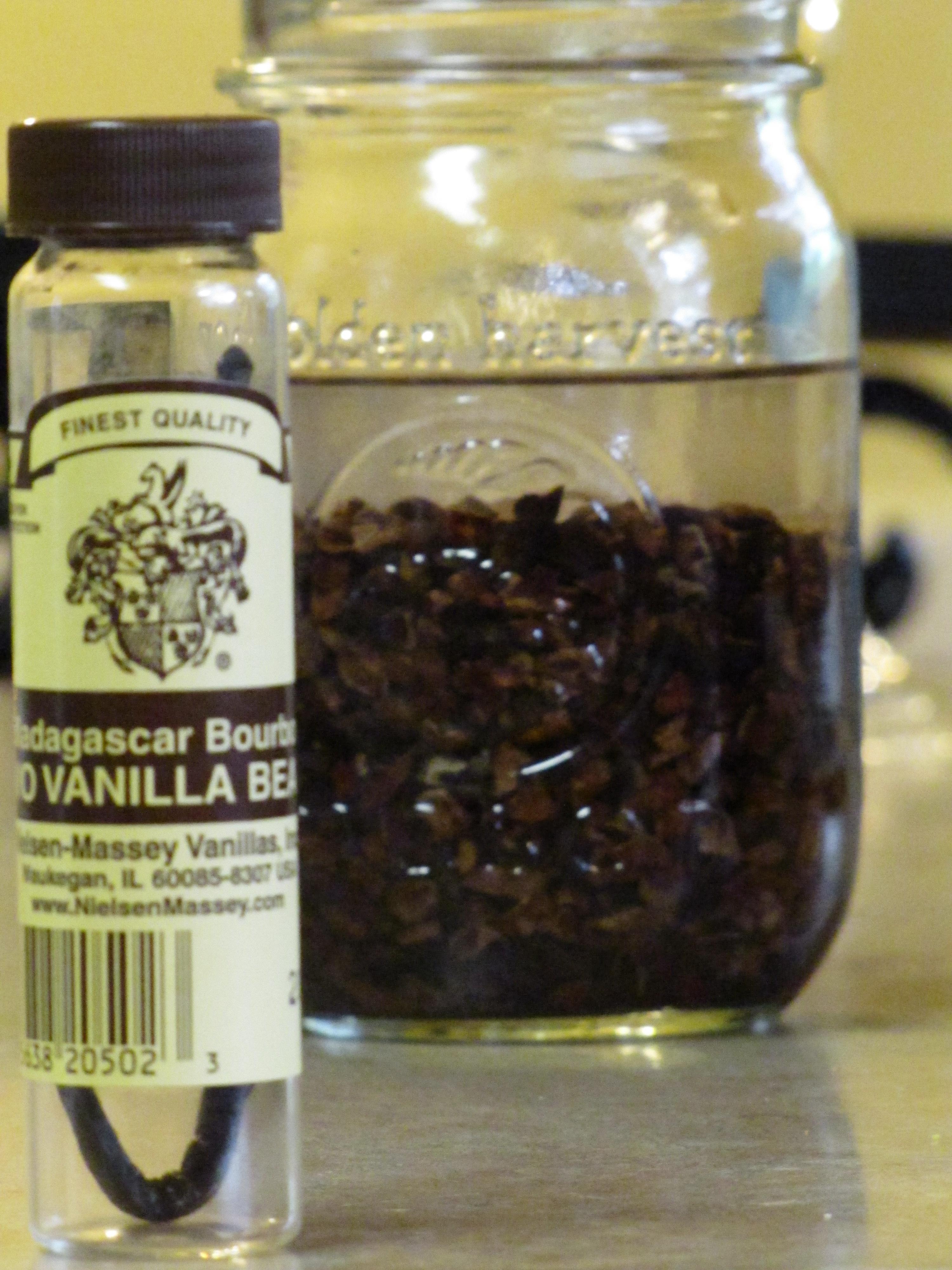 Chocolate Liqueur (Creme de Cacao)