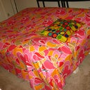 DIY Platform Bed and Mattress Substitute - Out-Of-The-Box, Portable, Lightweight, Inexpensive