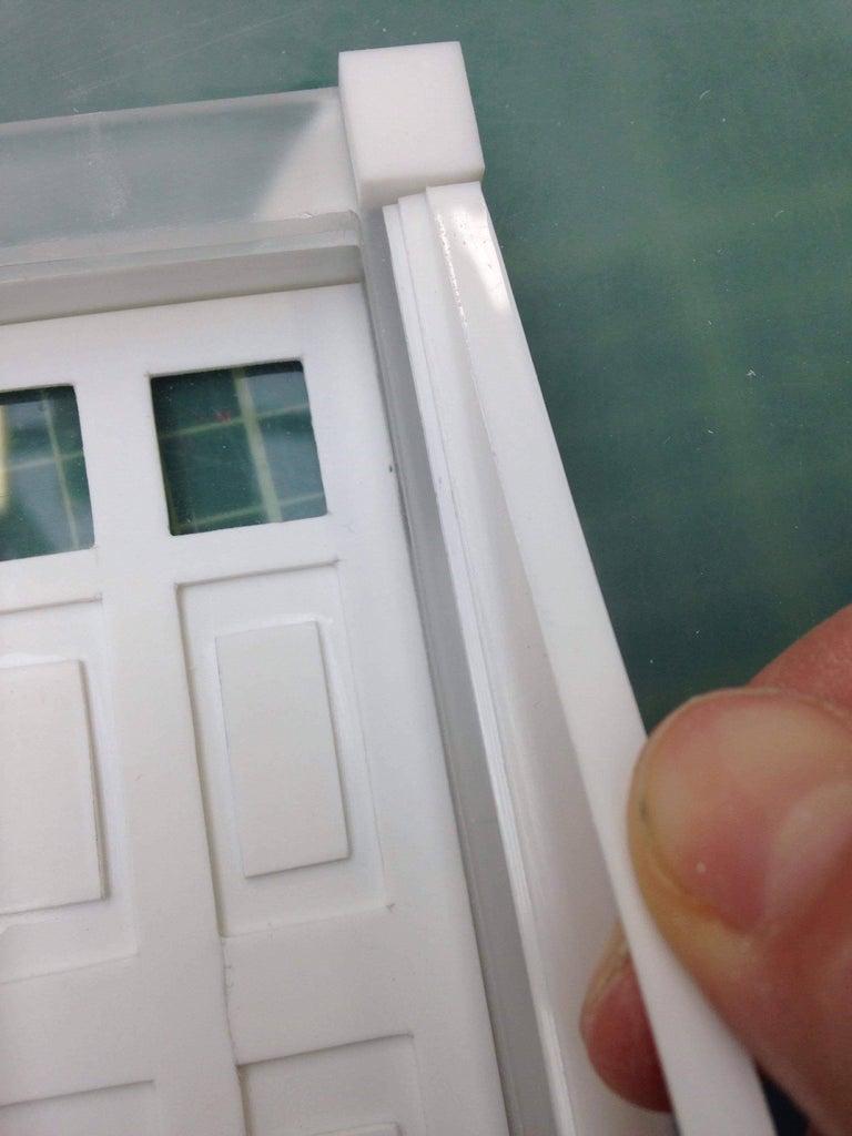 Attaching the Door