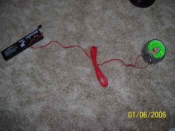 amazing idea for a remote detonated airsoft land mine!