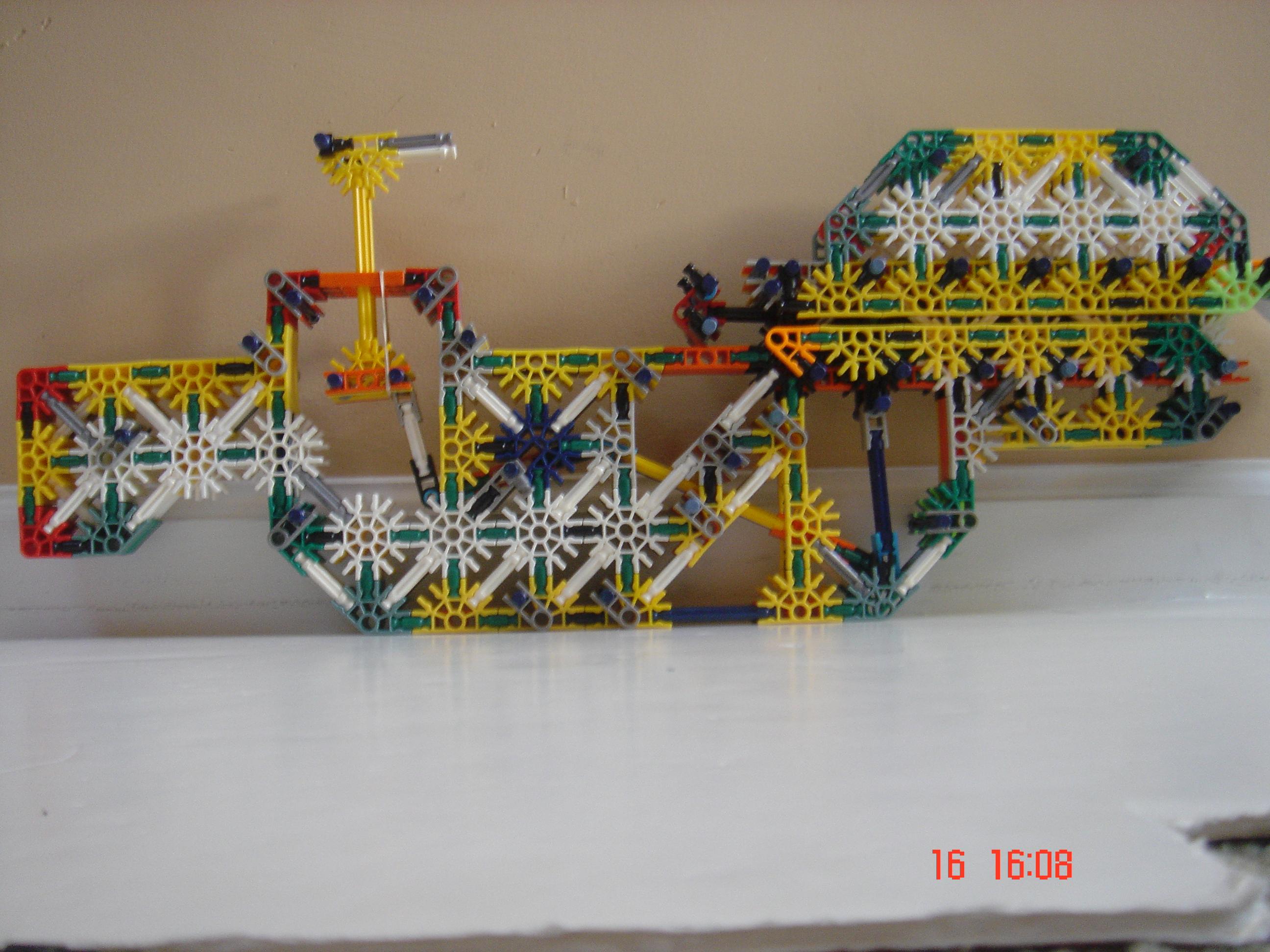 The X288 SERPENT