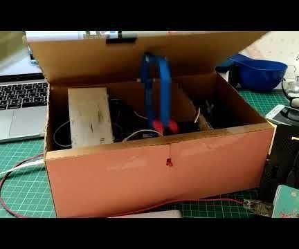 Really Useless Box