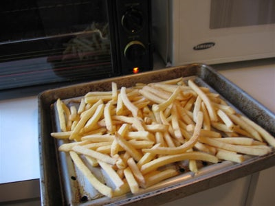 Cook the French Fry