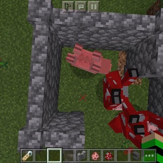 How to Make Mobs Turn Upside Down in Minecraft