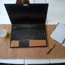 Portable Desk Area (Zen Laptop Cover)