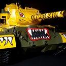 M26 Pershing Rc Tank