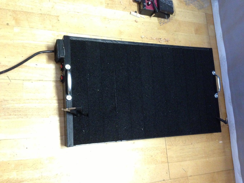 Adding Velcro and Handles