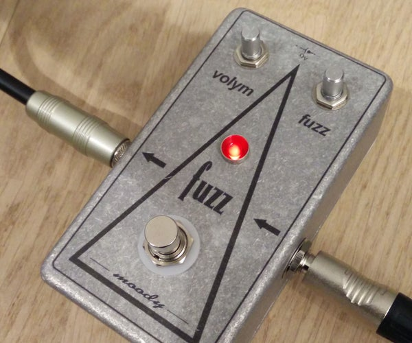 Moody Sounds Fuzz Pedal Kit