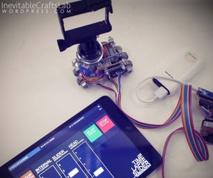 MICRO MIDI STEPPER TouchOSC TIMELAPSE DOLLY