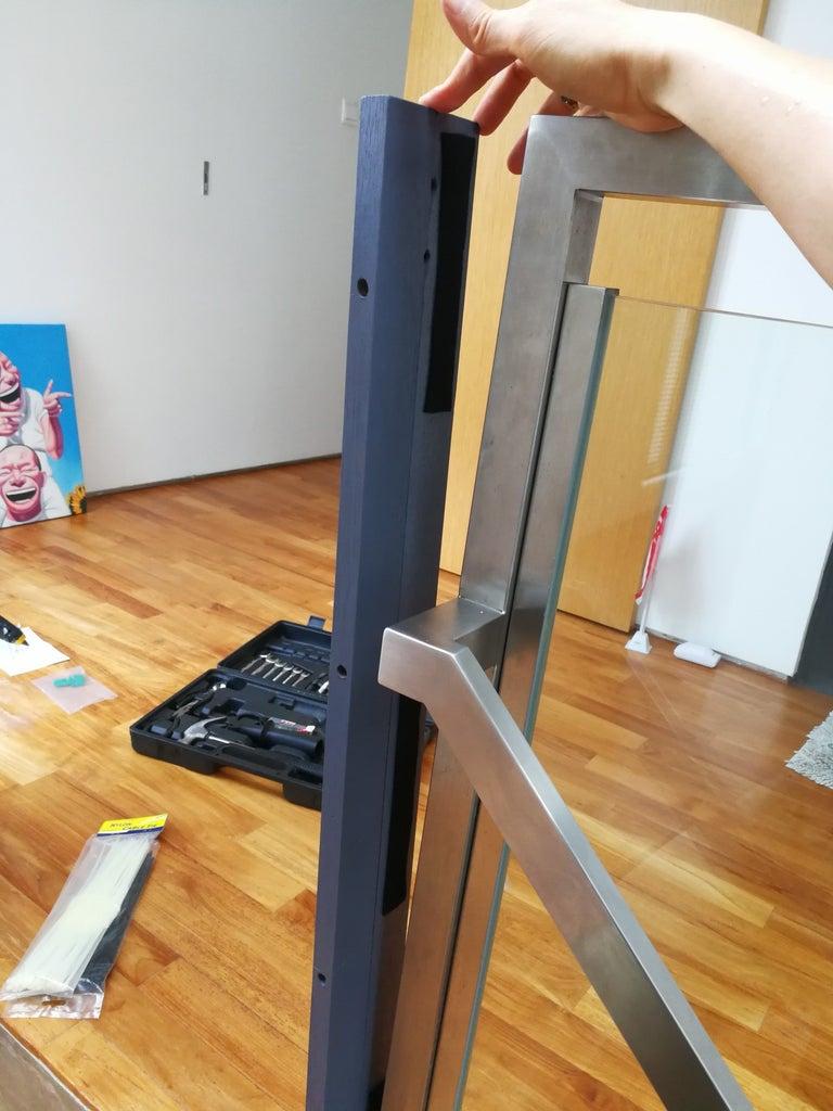 Make a Latch Panel