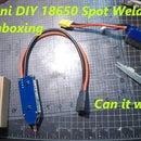 Mini DIY 18650 Spot Welder