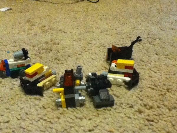 New Lego Devastator