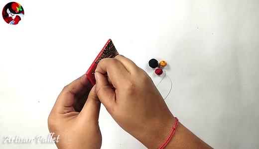 Adding a Cotton Thread