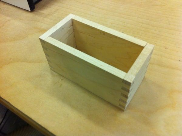 Make a Quick Box Using Box Joints