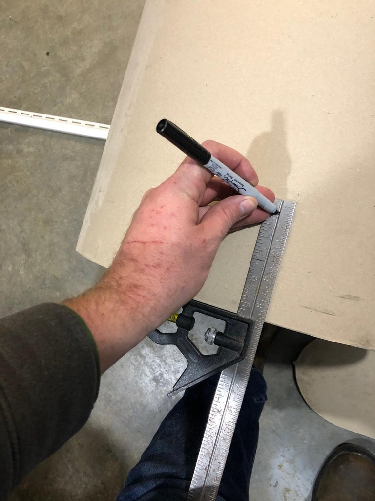 Cutting the Rings