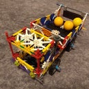 K'nex Dump Truck + Ball Machine Element