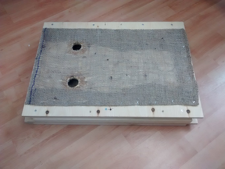 Double Rear Inner Panel