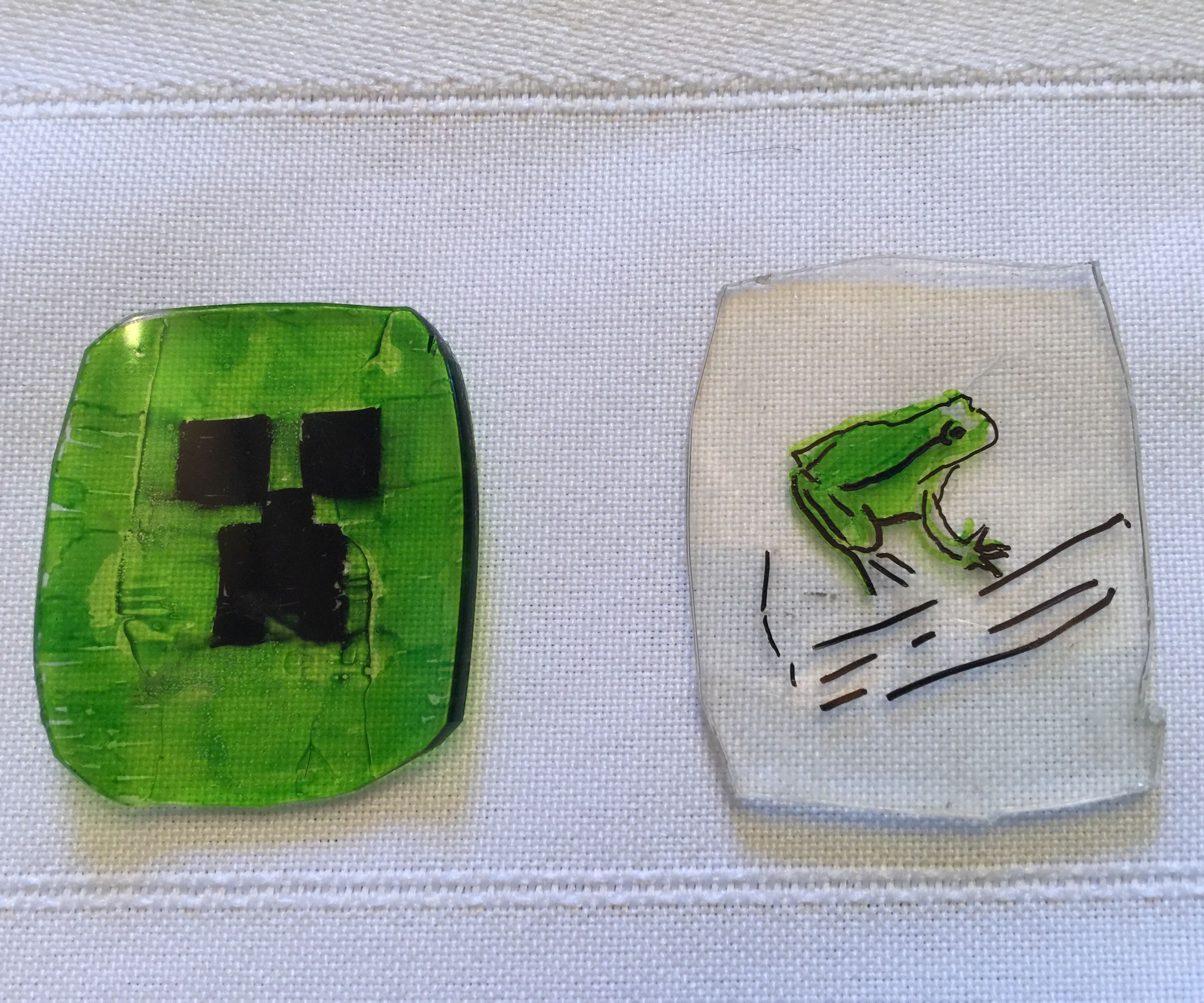 Make Your Own Shrinky Plastic!