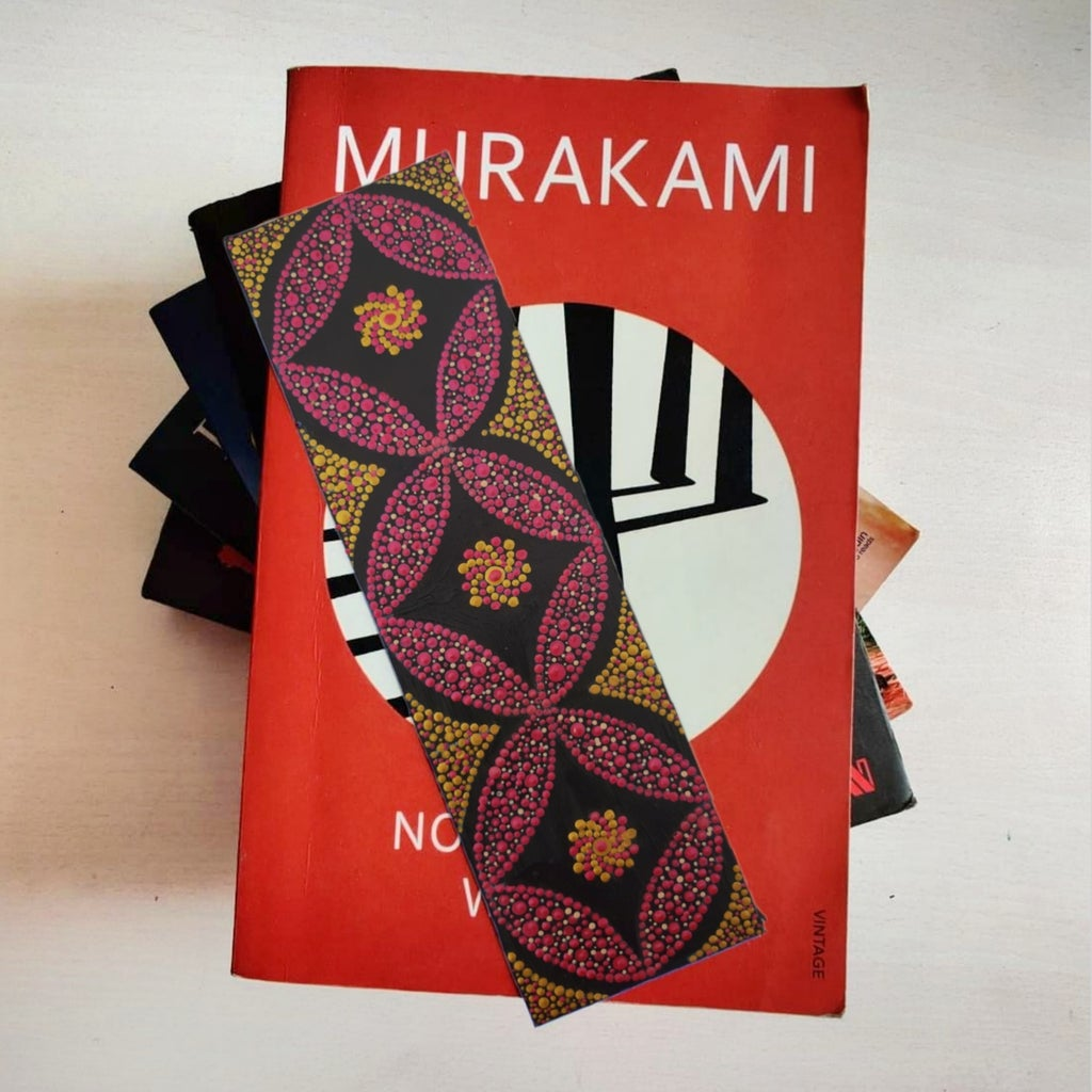 Dot Painted Bookmarks|DIY Bookmarks