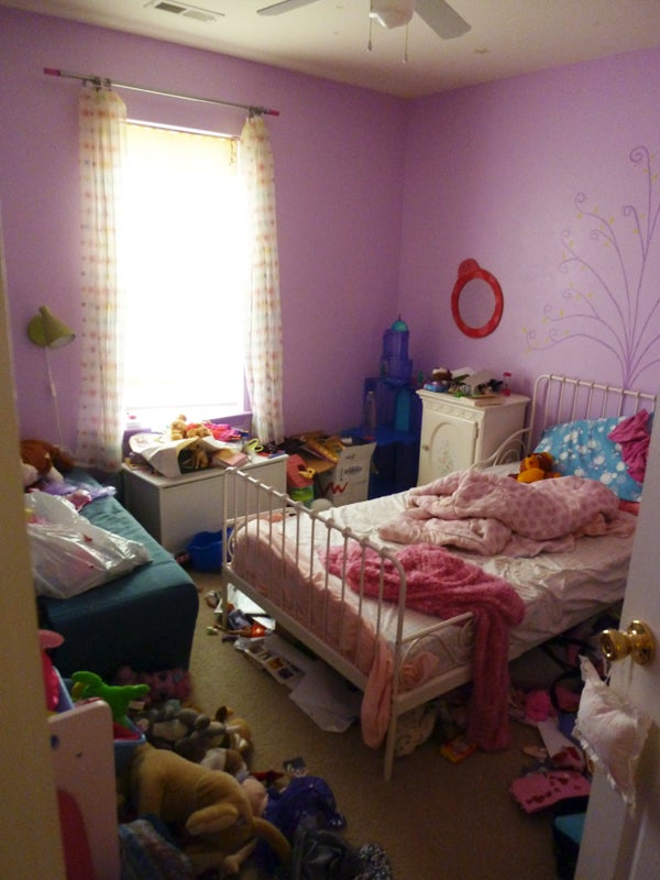 Share Your Space Challenge - My Daughter's Room