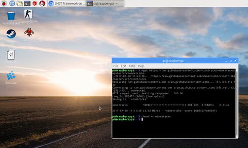Install .NET Framework. Part 1: Winetricks