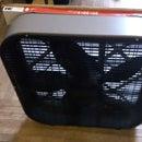 Box Fan Allergy Filter