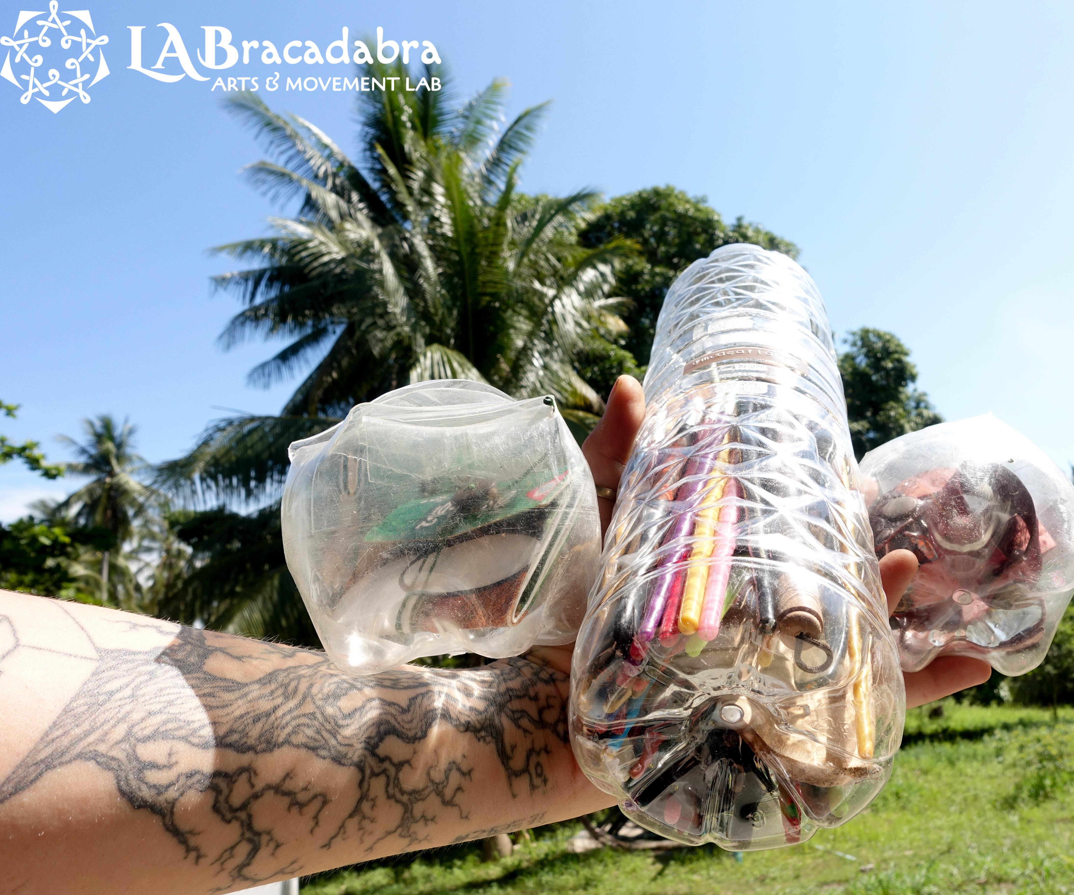 Eco Processing I Plastic Bottles