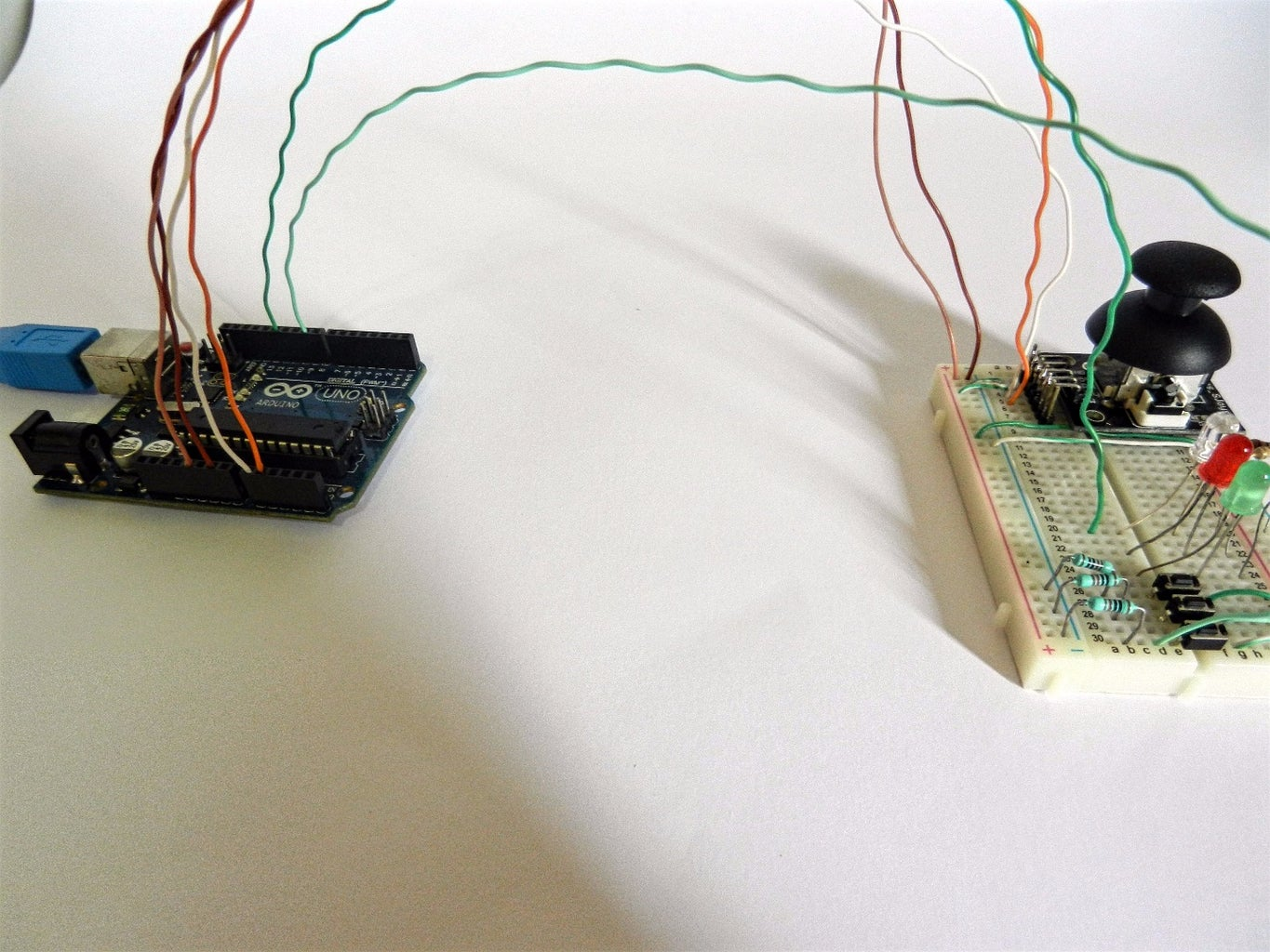 Have a Small Breadboard Always Ready