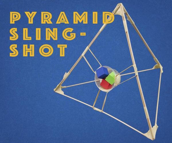 Pyramid Slingshot