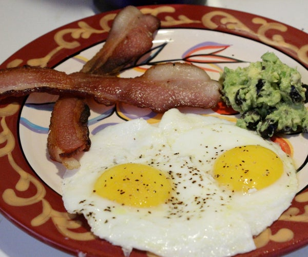Make Perfect Sunny Side Up Eggs
