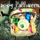Easy Halloween Basket Decoration