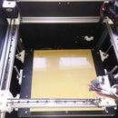 Vulcanus V1 (2016 Rework) MGN12 Linear Slide Update - CoreXY 3D Printer