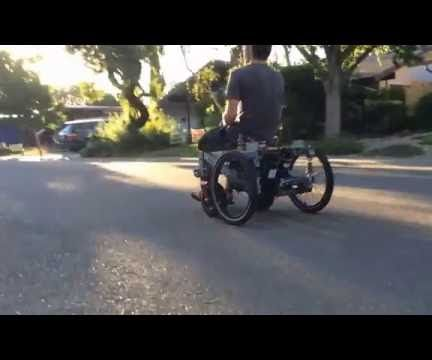 DIY Electric Powered Wheelchair