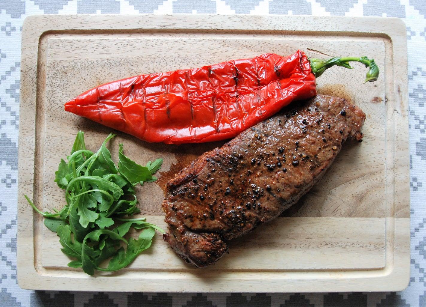 Amateur Sous Vide Steak