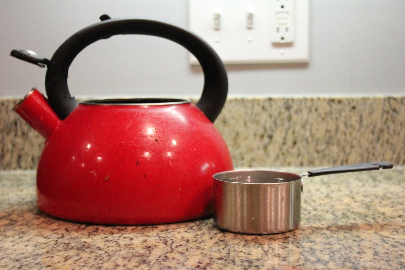 Making the Tea