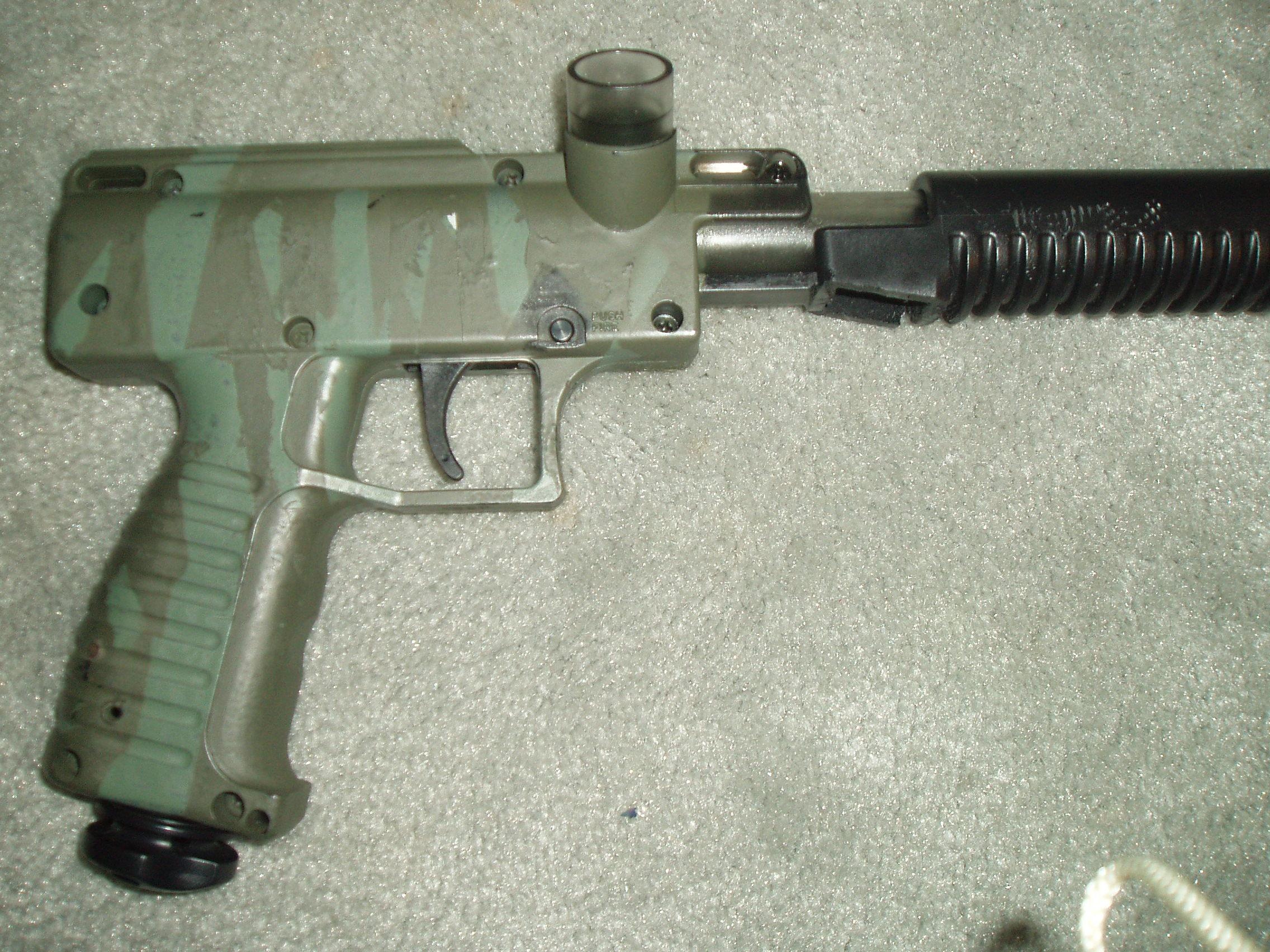 Airsoft Shotgun
