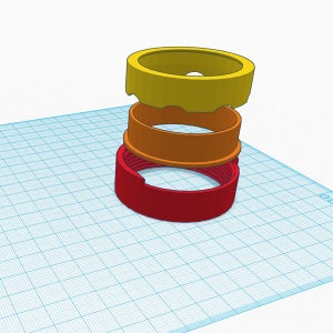 Print the Lens Kits With Your 3-D Printer