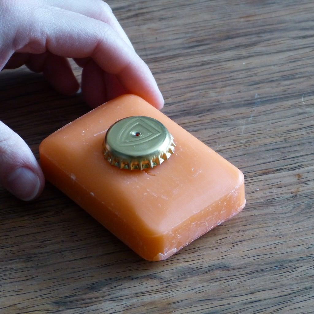 Prepare the Soap Bar
