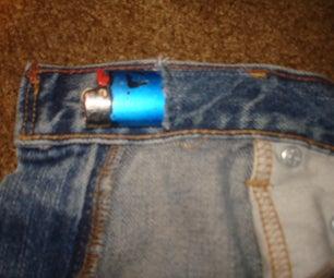 Secret Jeans Stash