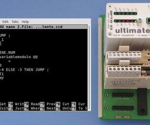 Programar PAC Opto22 Usando FORTH En Linux