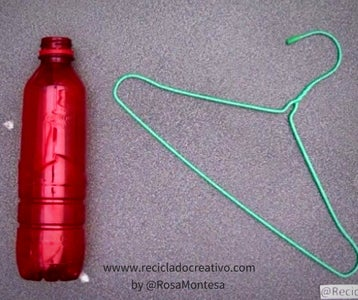 Before and After of the Plastic Bottle